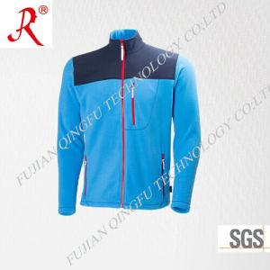 Men′s Classic Outdoor Fleece Jacket with New Design (QF-4091)