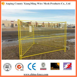 Wire Mesh Temporary Fence with Powder Spraying Surface pictures & photos