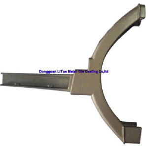 Laptop Stand Die Casting Parts with SGS, ISO9001: 2008 pictures & photos