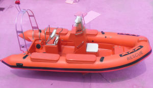All-Long Inflatable Boat--Rib520--W