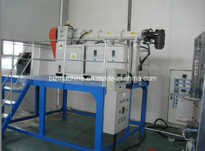 silicone rubber profile (hose) extrusion vulcanizing production line pictures & photos