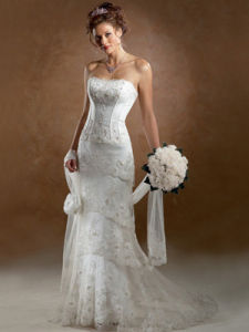 Wedding Dress (WDSJ025)