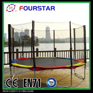 China Backyard King Trampoline Sx Ft 12 China
