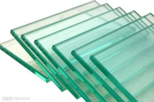 Flat/Colored/Reflective/Sheet/Figured Float Glass for Building Glass pictures & photos
