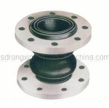 KST-F Type Double Ball Rubber Expansion Joint Flanged Ends pictures & photos