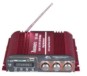 Car Audio Amplifier Power