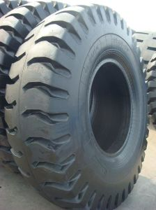 Solid Tire 18.00-25 OTR E-4 Mining Tires Made in China 18.00-25 Pneus Pleins pictures & photos