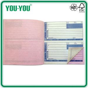 Business Form/Receipt Book