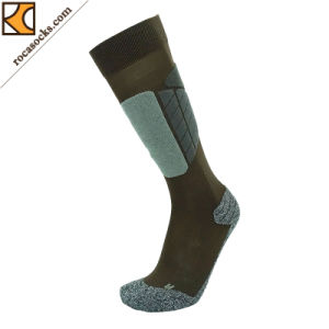 Men′s Thermolite Cotton Ski PRO Light Socks (161003SK) pictures & photos
