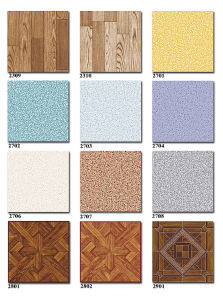 PVC Printed Floor Covering From China pictures & photos