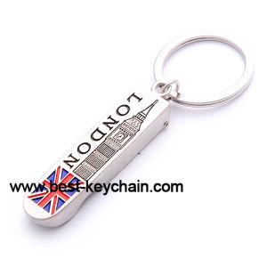 Souvenir Custom Design London Gift Metal Keychain Nail Clipper (BK11880) pictures & photos
