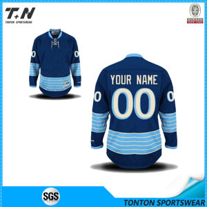 High Quality Sublimation Ice Hockey Jersey for Team pictures & photos