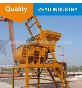 Mobile Small Concrete Batching Plant From Factory pictures & photos
