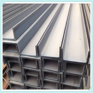 Q235 Q345 U Channel Steel/ U Beam for Constructions pictures & photos