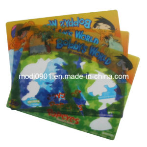 Plastic Play Card for Children pictures & photos