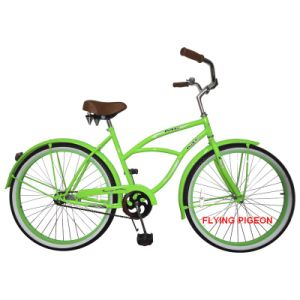 Fashion Green Man Beach Cruiser Bikes (FP-BCB-C018) pictures & photos