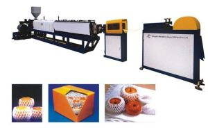 PE Physical Foamed Net Machine pictures & photos