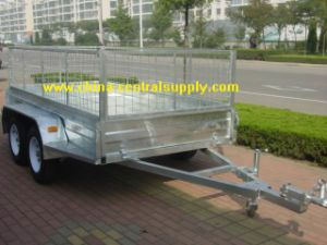 10X5 Cage Trailer Ct0080e-1 pictures & photos
