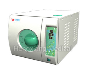 Medical Pre-Vacuum Autoclave Sterilizer (HX-3PV-12L-I) pictures & photos