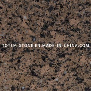 Artificial Quartz Stone Tile for Floor and Countertop pictures & photos