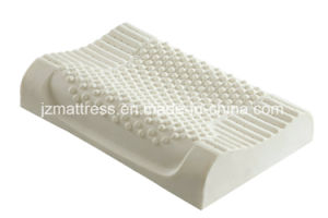 Queen Size Nursing Premium Natural Latex Foam Pillow