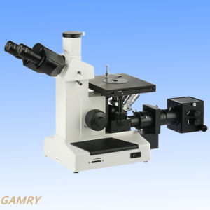 Inverted Metallurgical Microscope Mlm-17at High Quality pictures & photos