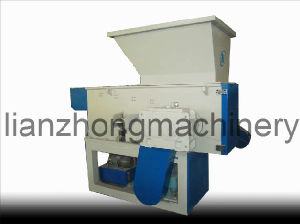 Single Shaft Shredder Machine (LZ DS)