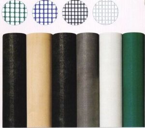 Powder Coated Window Screen Fiber