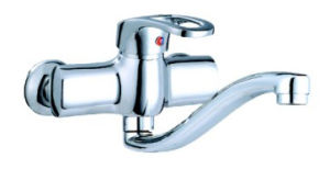 Mixer - 40 Cartridge Kitchen Faucet (GR-0513)