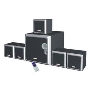 5.1 CH Multimedia Speaker (S5108)