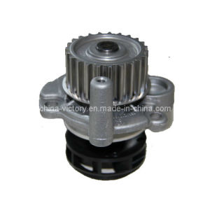 High Quality Aluminum Water Pump, (JETTA 06A121019W) with TS16949