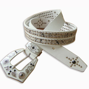 Lady Fashion Genuine Leather Waist Belts (JYB-27045) pictures & photos