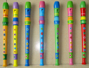Colored 8 Holes Wood Recorder (RC-20) pictures & photos