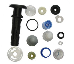Plastic Tooling Part/Plastic Injection/Plastic Screw/Plastic Ring/Plastic Rivet/Plastic Injection Molding Service