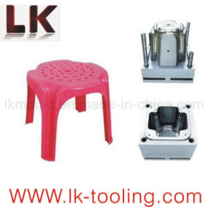 Arm Chair Plastic Injection Mould with Custom Design pictures & photos