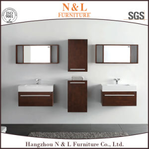 Morden Style Bathroom Cabient/Bathroom Vanity pictures & photos