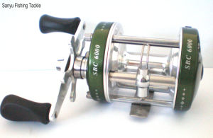 Baitcasting Fishing Reel Green Color