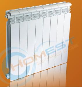 Die Casting Aluminum Radiators (RA5080C)