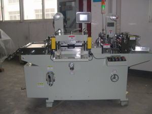 Oil Seal Retainer and Sealing Tape Die Cutter Machine (MQ-320B) pictures & photos