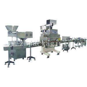 Filling Capping Labeling Production Line (GS-16) pictures & photos