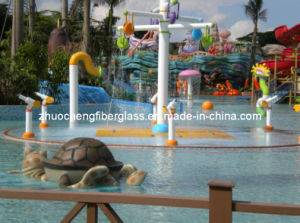 Fiberglass Water Gun for Water Park pictures & photos