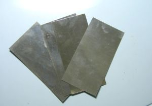Pure Molybdenum Ground Sheet/Molybdenum Sheet pictures & photos