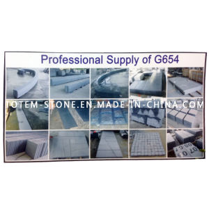 Design G654 Granite Cube Paving Stone Driveway for Pavers pictures & photos