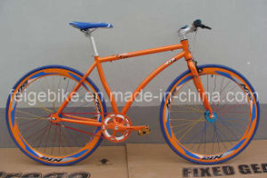 "Sport Bike/700c Bicycle/Fixed Gear Bicycle/Sport Bicycle/27"" Single Speed Bicycle (700C-A005) pictures & photos"