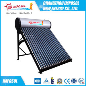 300L Non-Pressurized Vacuum Tube Solar Energy Hot Water Heater pictures & photos