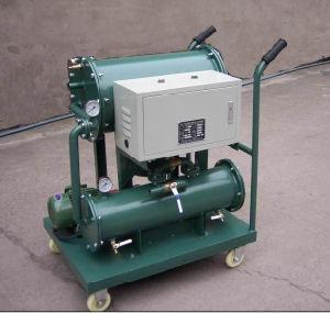 ZJD-F Light/Fuel Oil Purification Machine