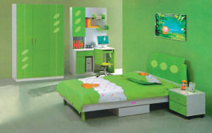 Top Selling Children Comfortable Bed Furniture (WJ277831) pictures & photos