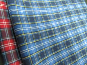 CVC Yarn Dyed Poplin Check for Shirt pictures & photos