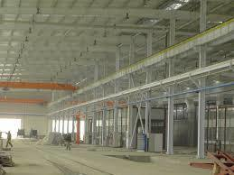 Cerified: Project Steel Structure Warehouse Building (LTW701) pictures & photos