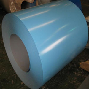 Coated Surface with Galvanized Steel Coil for Ral5024 pictures & photos